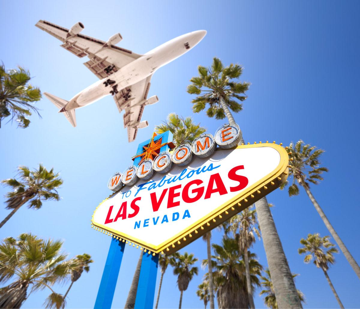 Latam comemora início de operações para Las Vegas