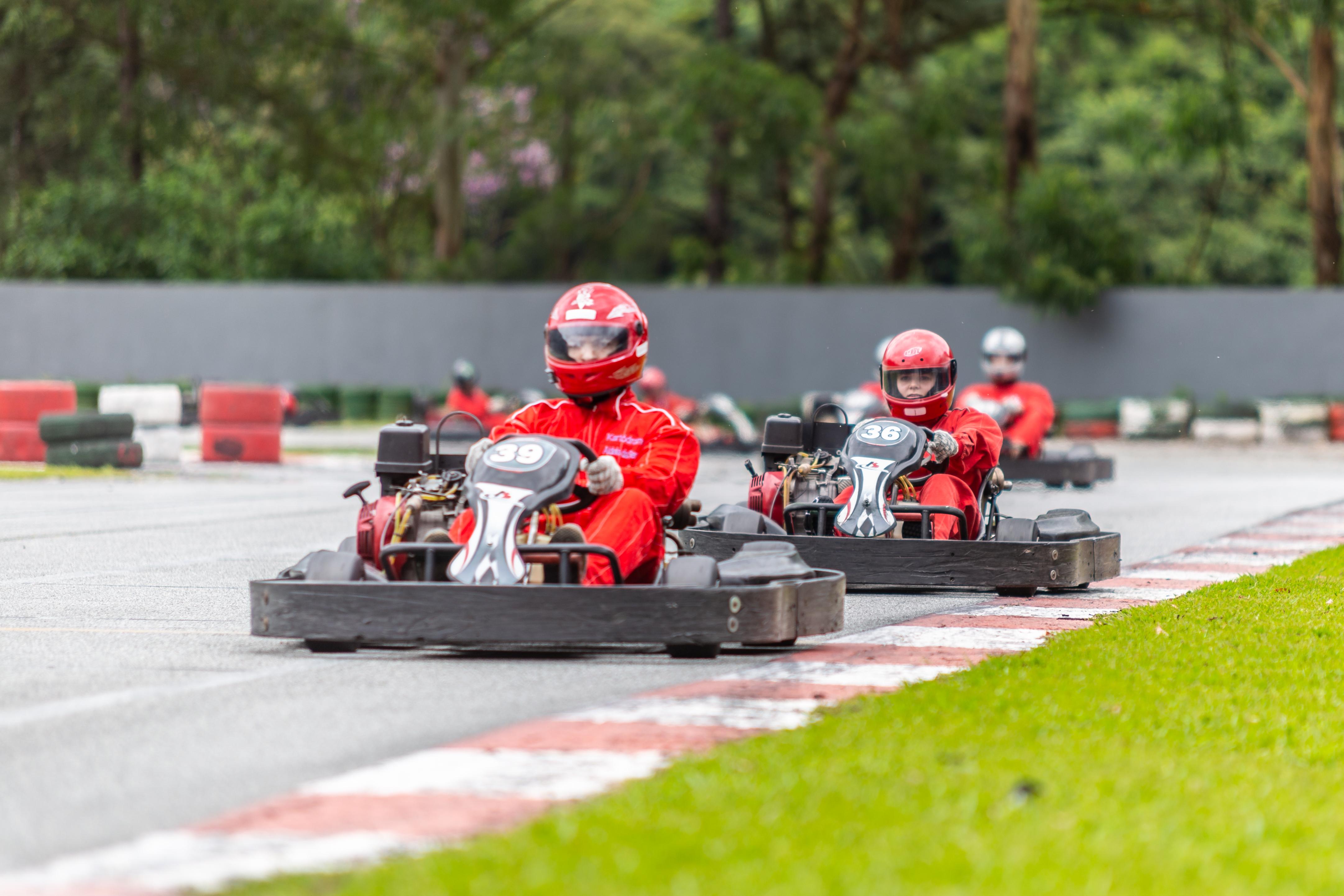 Segundo Campeonato de Kart da Kontik Viagens