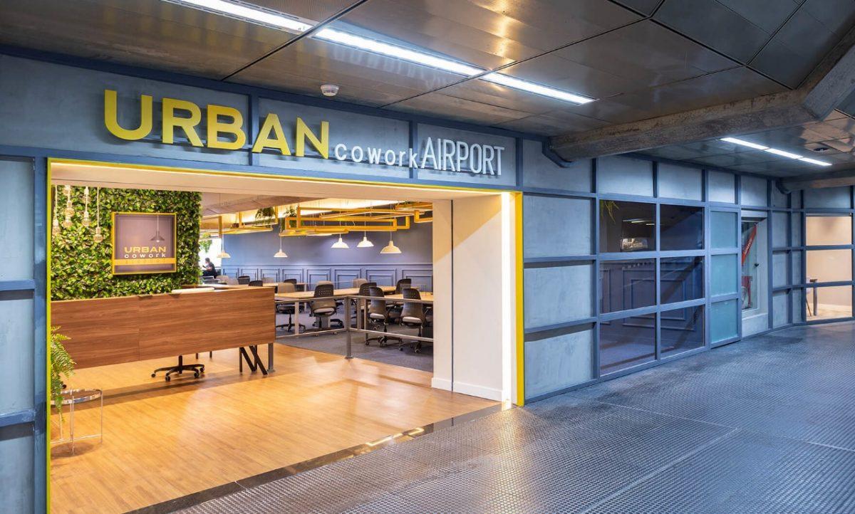Urban Coworking Airport GRU