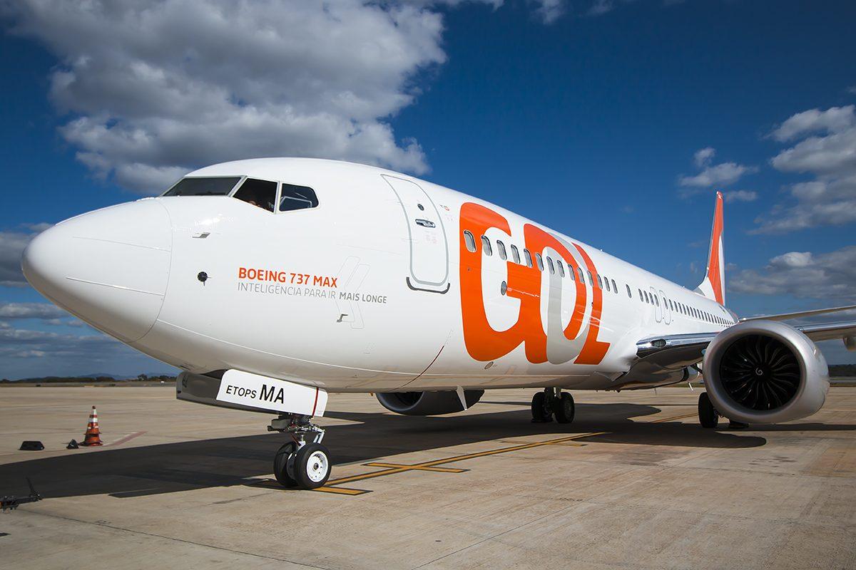 GOL suspende operações comerciais de uma de suas frotas de aeronaves