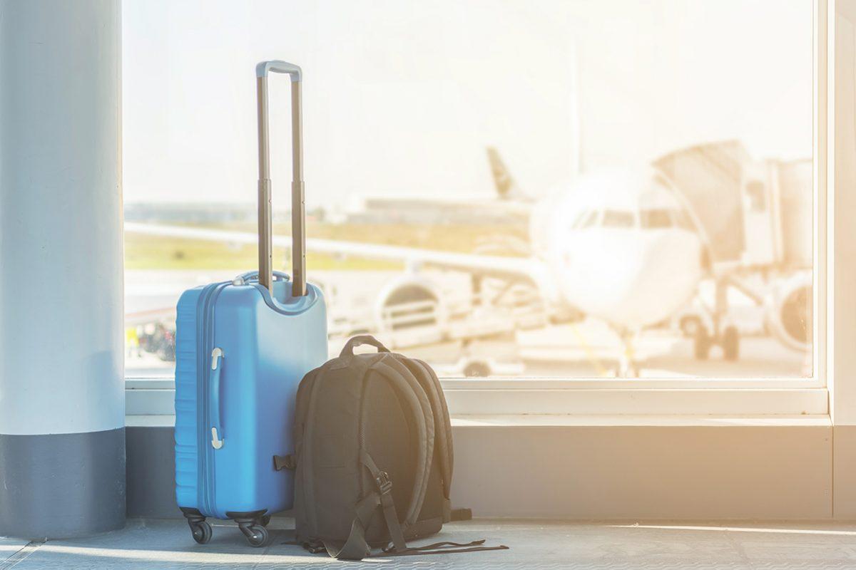 Companhias aéreas vão barrar malas de mão fora do padrão