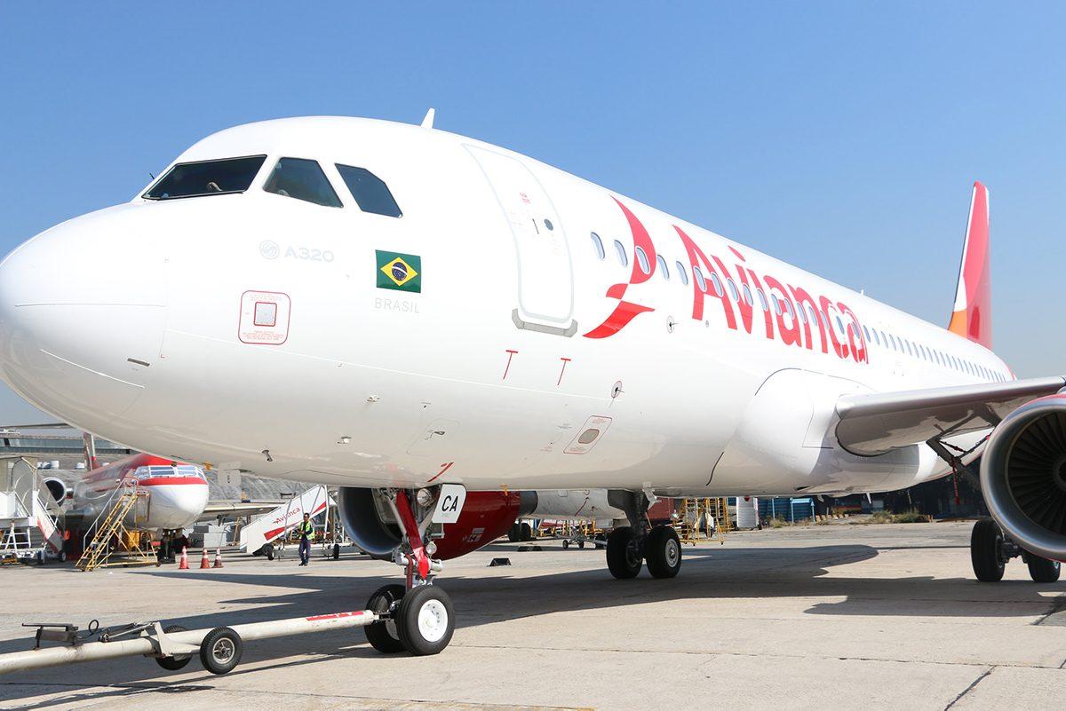 Iata suspende a venda de passagens da Avianca