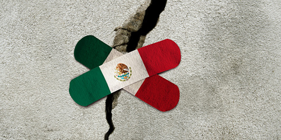 Terremoto de 6,1 atinge o México e população é orientada a sair às ruas