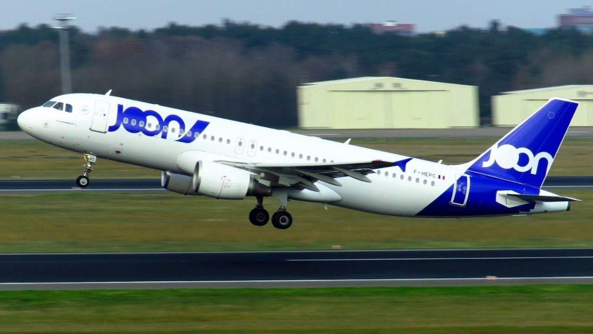 Joon: conheça a nova companhia de baixo custo da Air France.