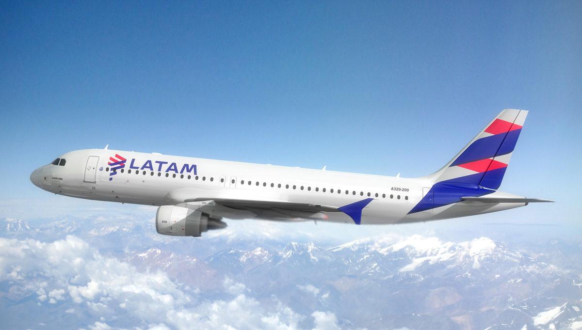 Latam confirma voo direto entre São Paulo e Lisboa