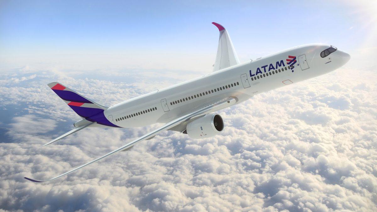 Latam inaugura voo entre São Paulo e Lisboa