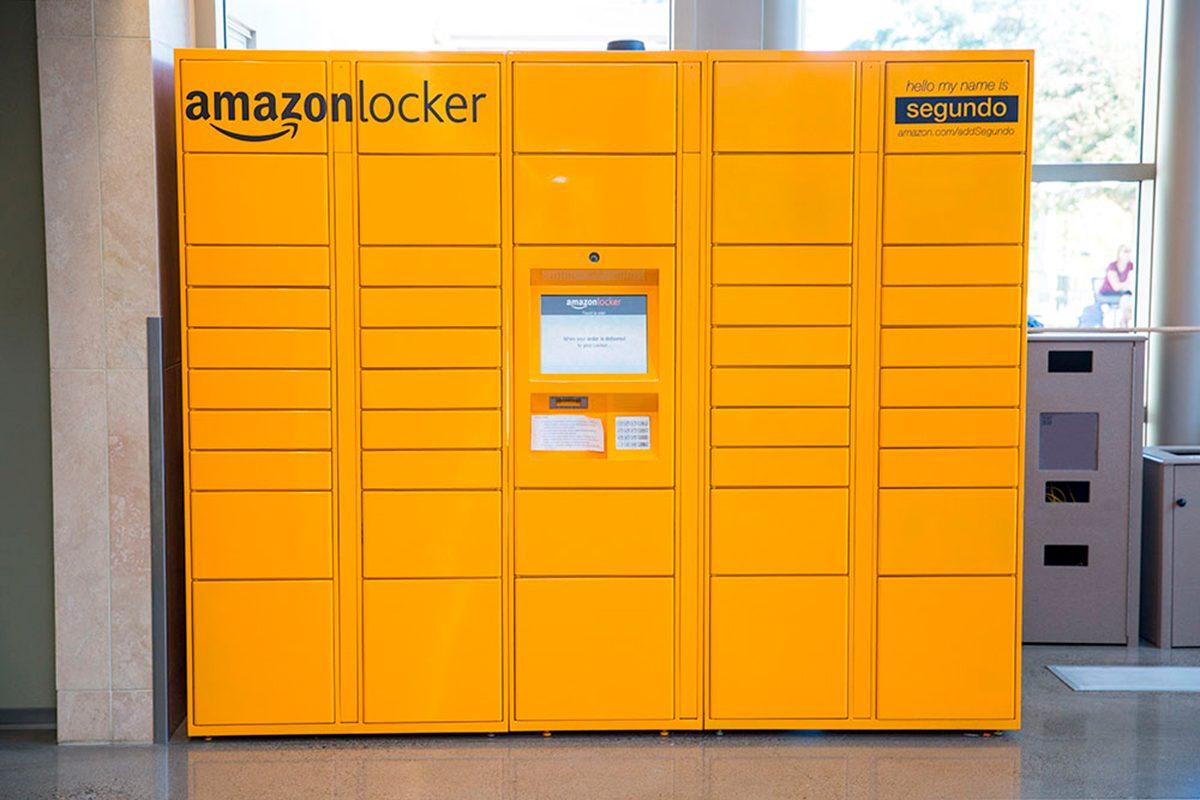 Você conhece a Amazon Locker?