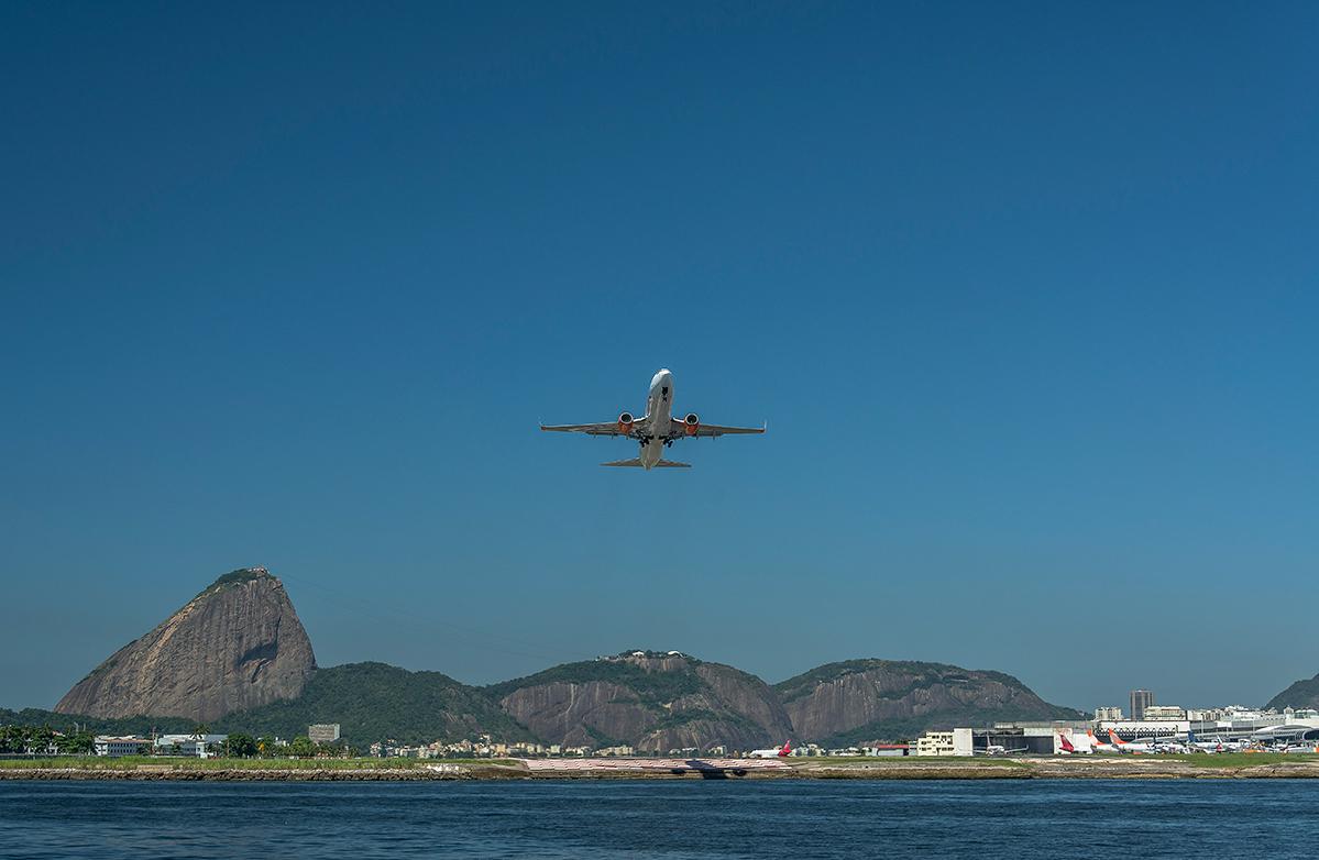 Gol e Latam darão traslado gratuito no Rio durante obras