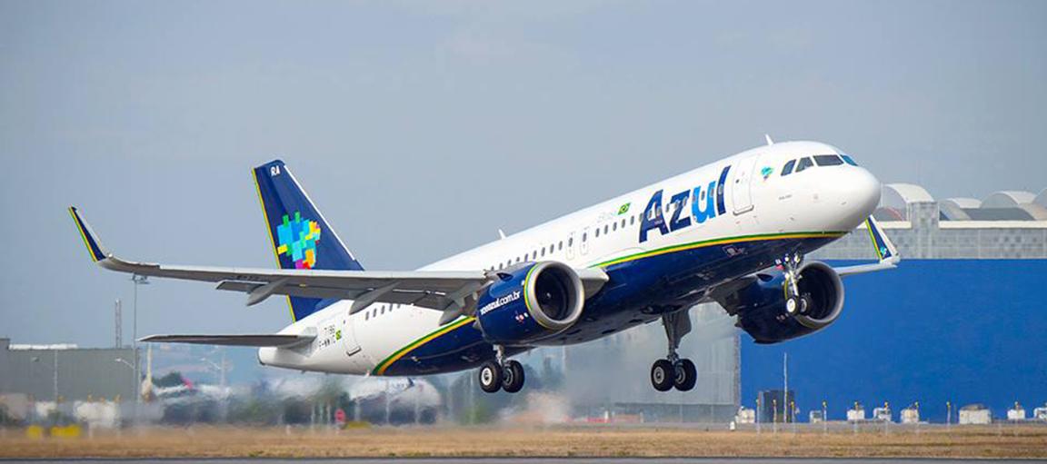 Azul estreia na ponte aérea Rio-SP com preços promocionais