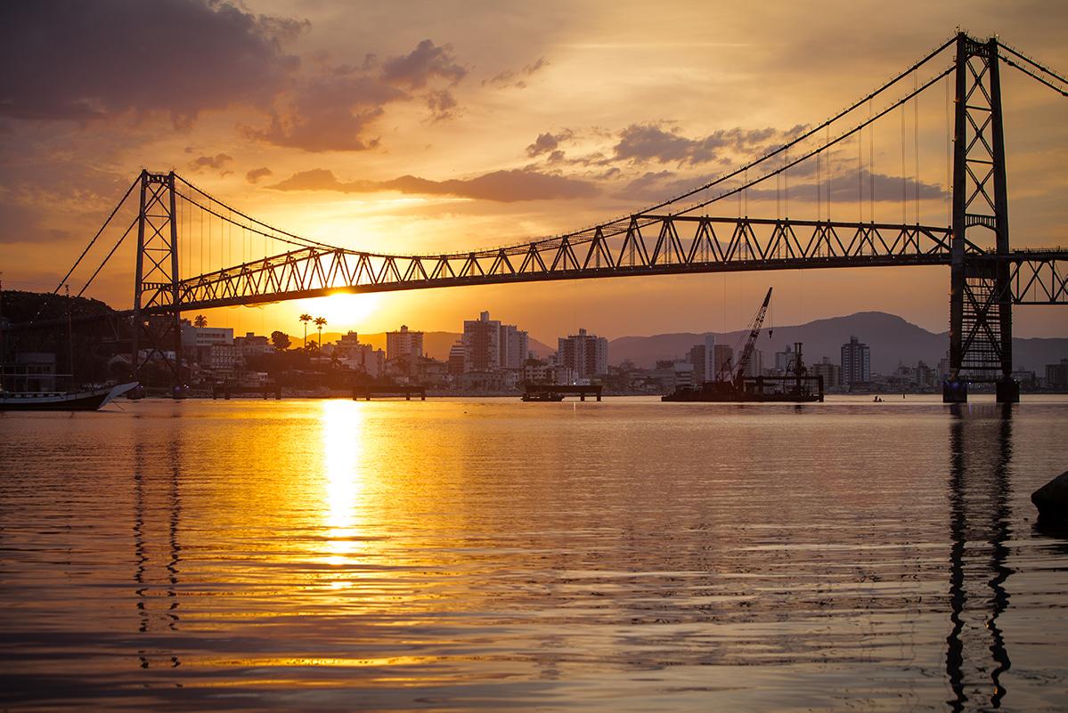 Dica de Bleisure: Famosa ponte de Florianópolis é reaberta após quase 30 anos