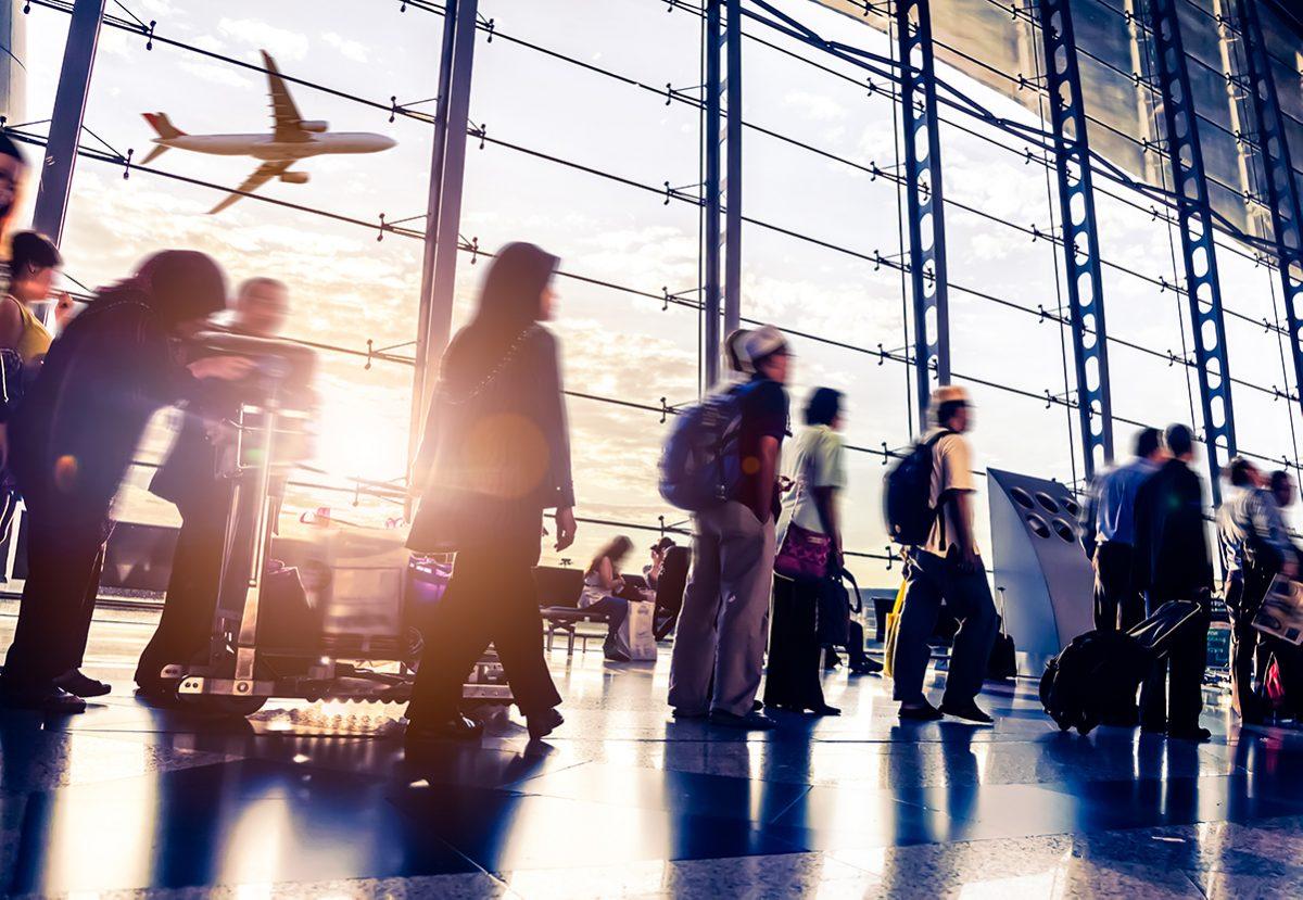 Aeroportos aumentam segurança por surto de Coronavírus na China