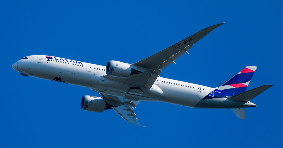 Latam deixa Oneworld em 1º de maio e encerra parceria com American Airlines